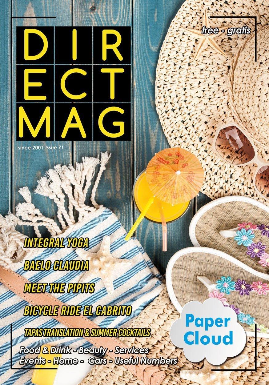 Directmag Summer Magazine 2019