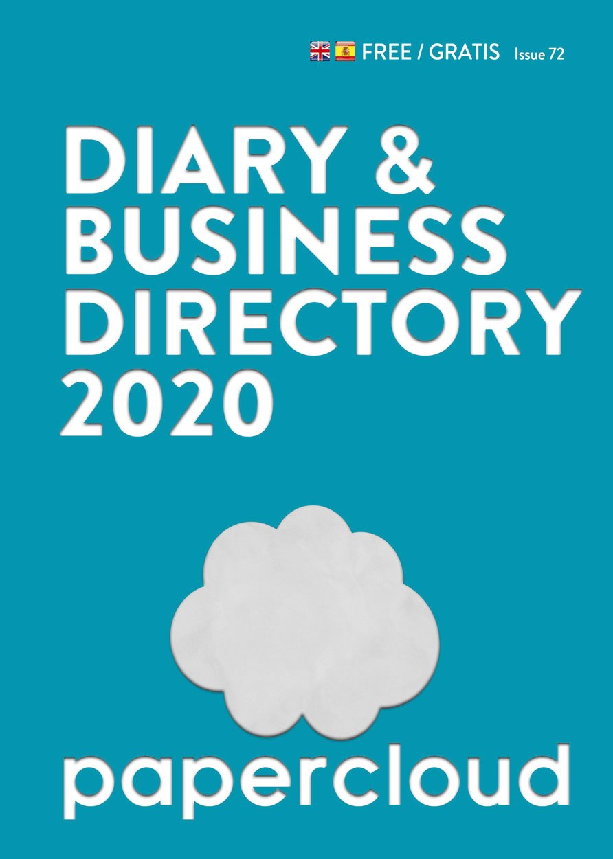 Paper Cloud Diary 2020