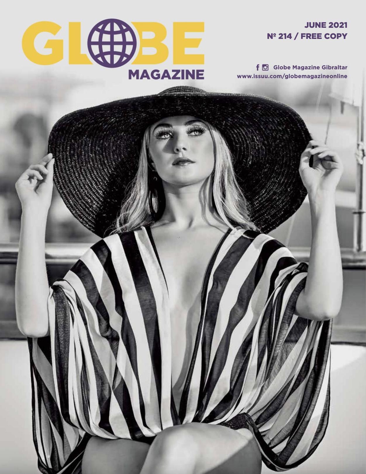 Globe Magazine June 2021