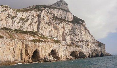 Gibraltar's Gorham Cave