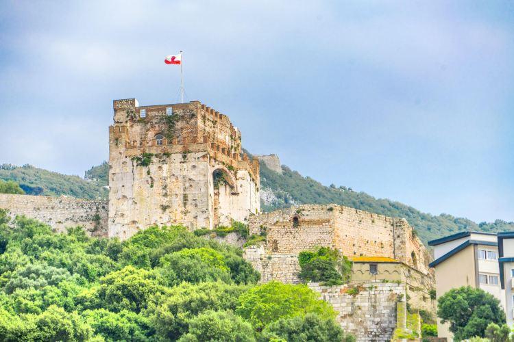 Moorish Castle: Tower of Homage