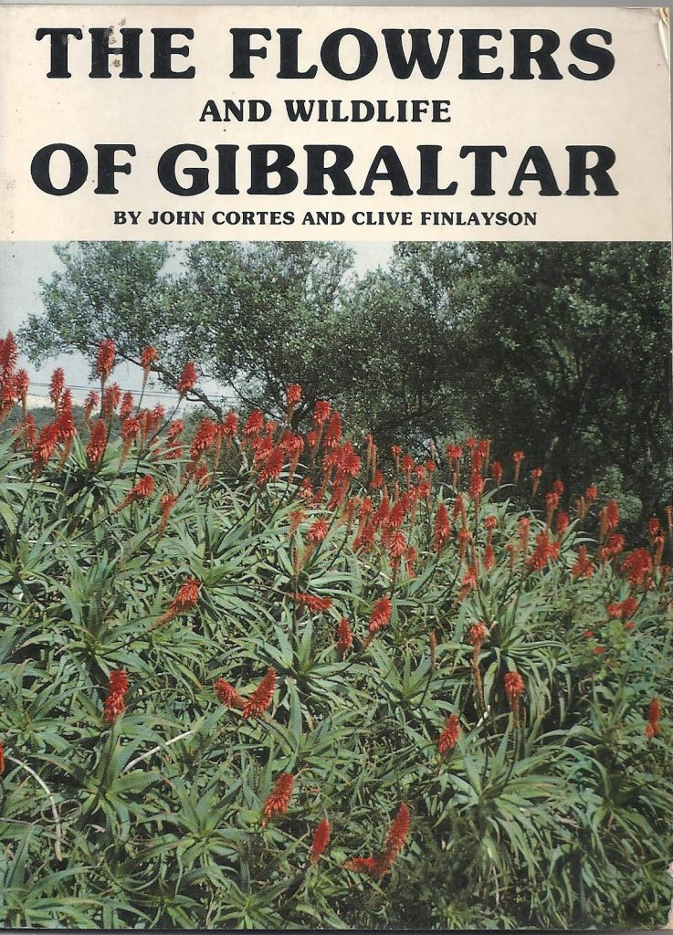 The Flowers and Wildlife of Gibraltar