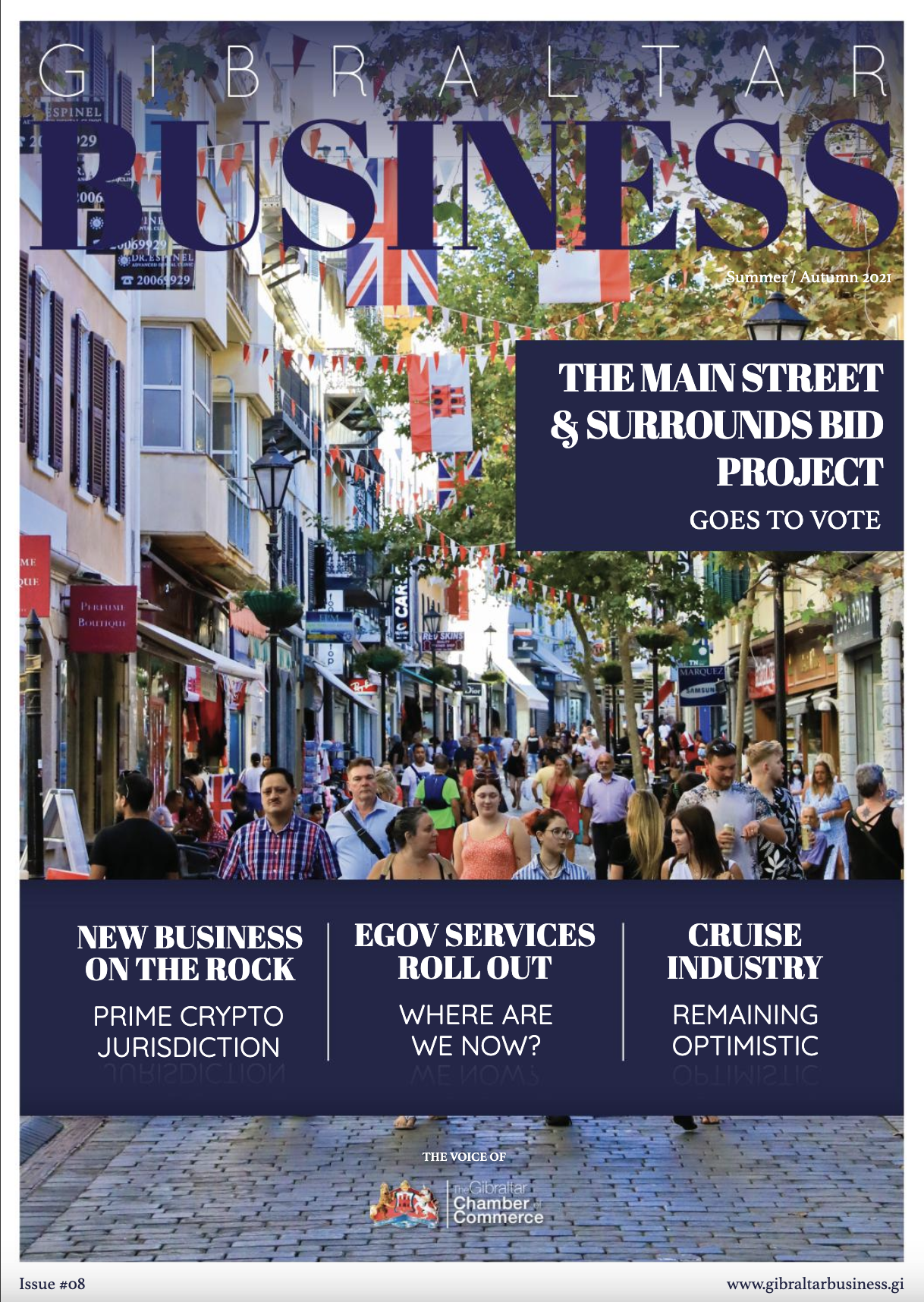 Gibraltar Business
