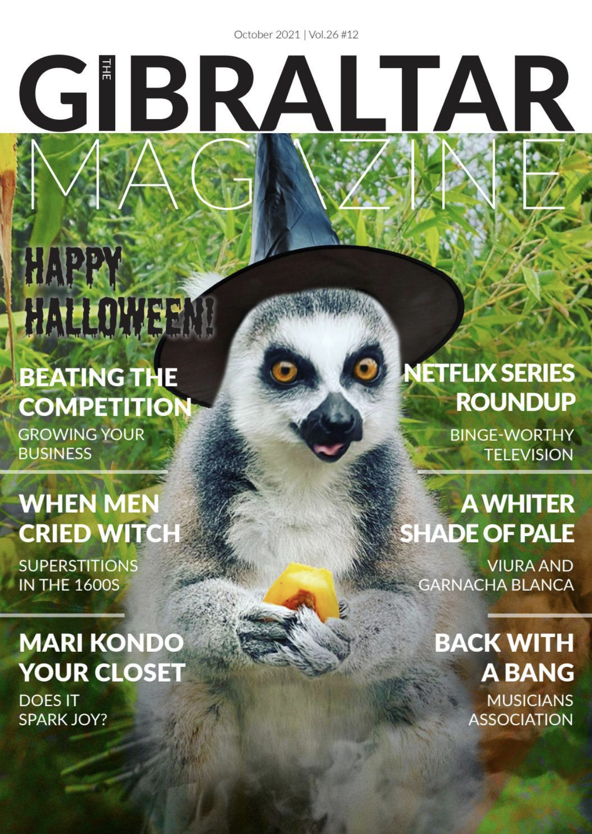 The Gibraltar Magazine