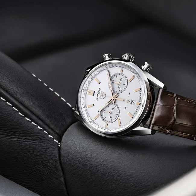The New Tag Heuer Chronograph