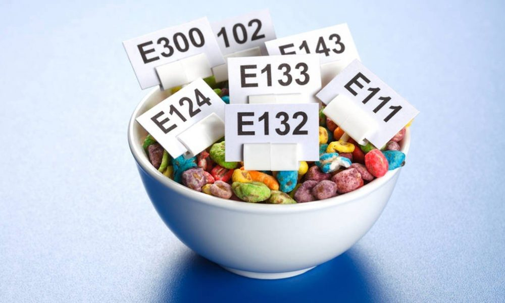 What exactly is an additive or E-number