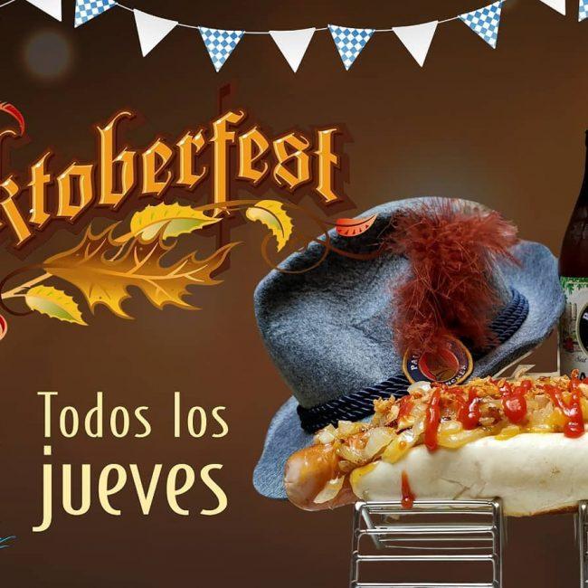 Octoberfest at La Vida Cafe
