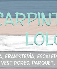Carpinteria y Ebanisteria Lolo SL