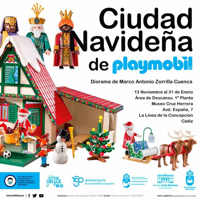 Ciudad Navideña de Playmobil