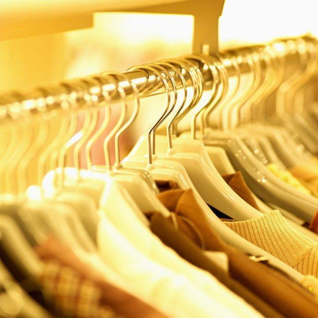 £30 billion wardrobe