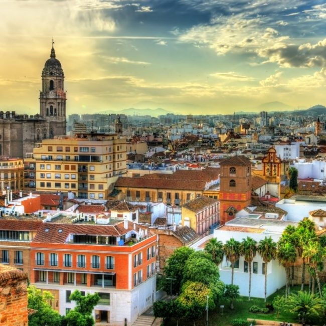 What's Spain's coolest city?