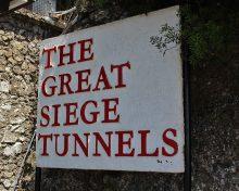 Los grandes túneles de asedio