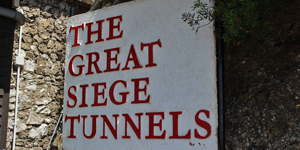 The Great Siege Tunnels
