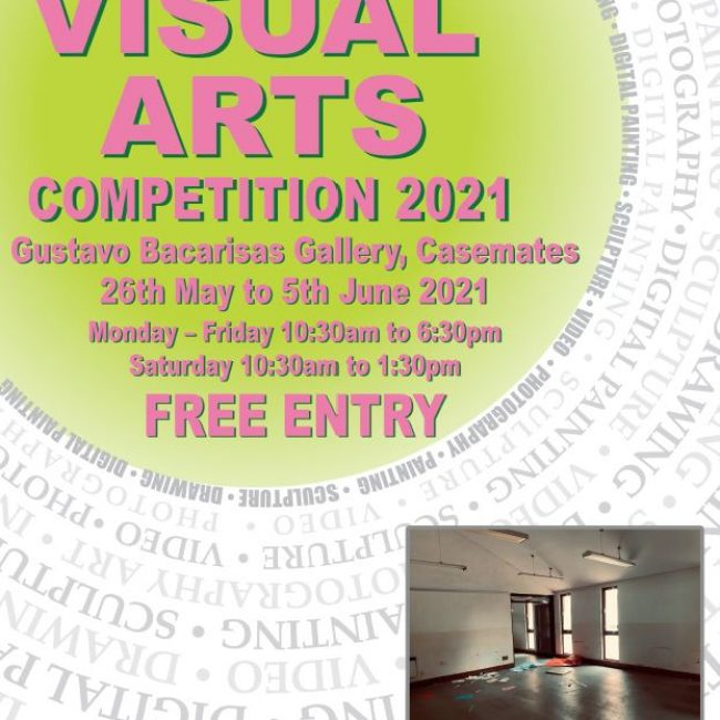 Spring Visual Arts Competition