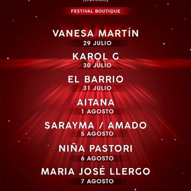 Cabaret Festival Algeciras