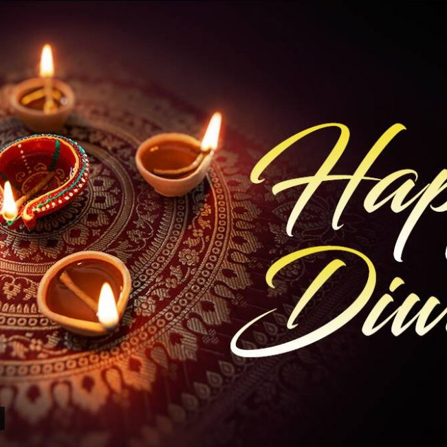 The Annual Hindu Diwali festival