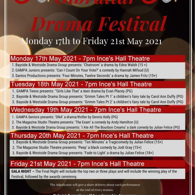 Drama Festival Gibraltar