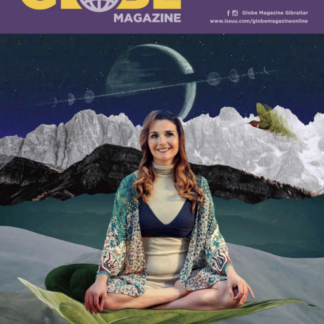 Globe Magazine March 2021