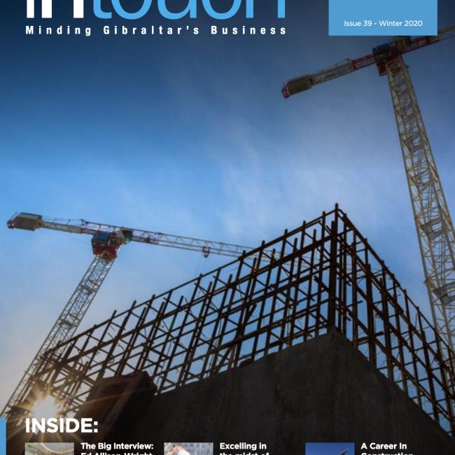 Intouch Magazine, Gibraltar