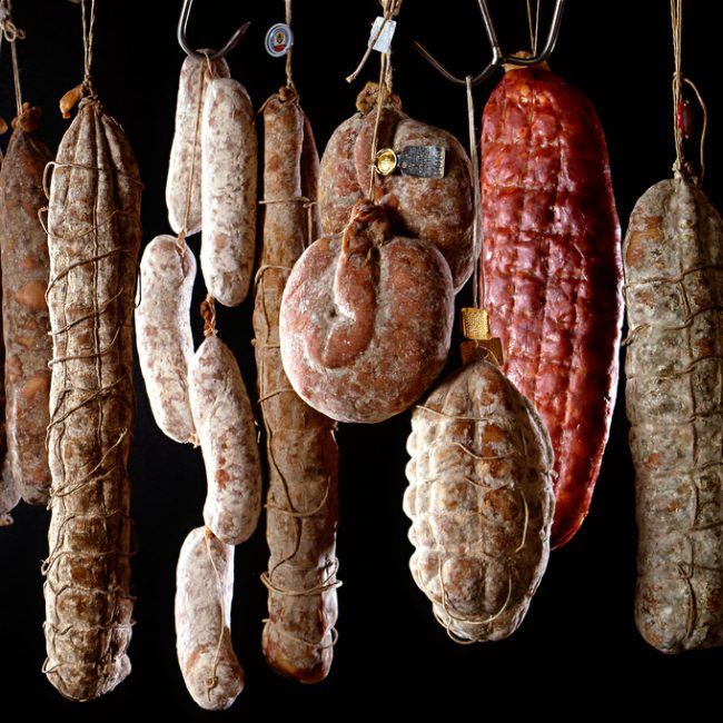 Salami, salchichon or both?