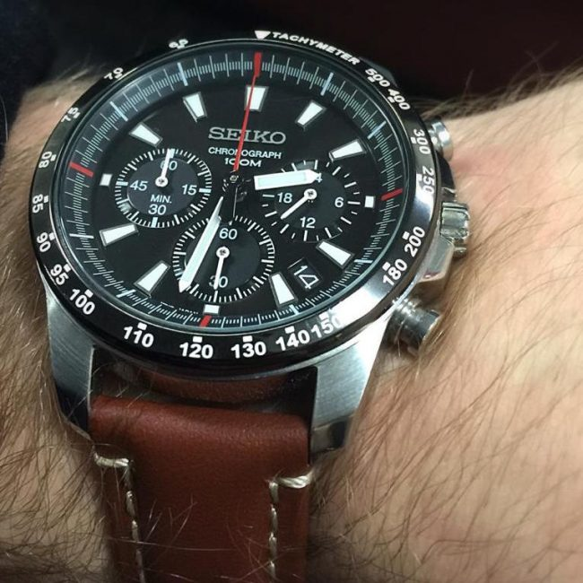6 Best Seiko Chronographs