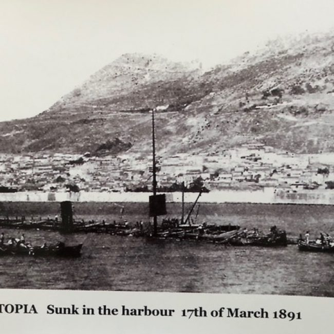 The Sinking of the SS Utopia