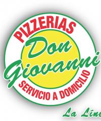 Don Giovanni Pizzerias, La Linea