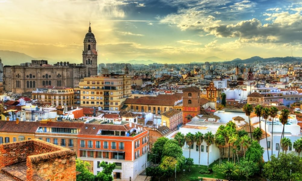 What's Spain's coolest city?