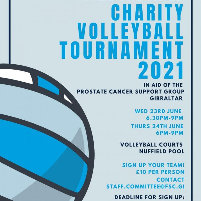 Charity Volleyball Tournament 2021