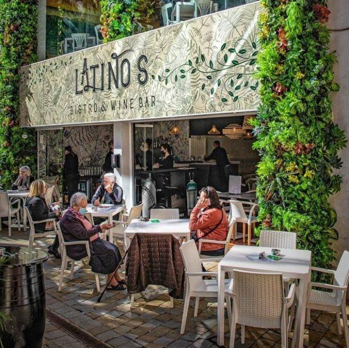 Latinos Bistro & Wine Bar, Gibraltar