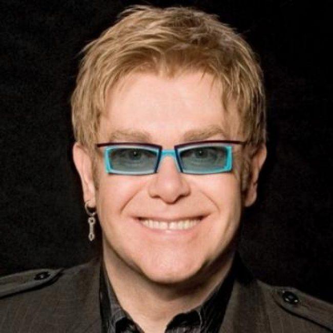 Elton John in Marbella
