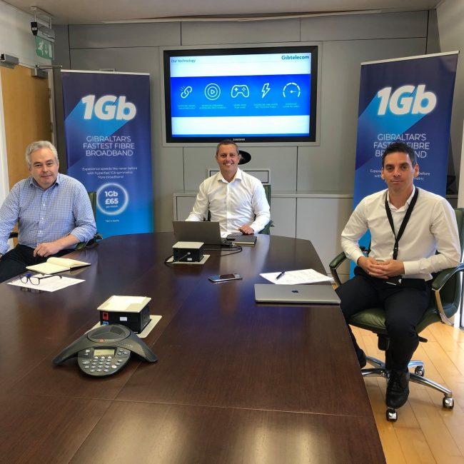Gibtelecom Unveils Plans for 1GB