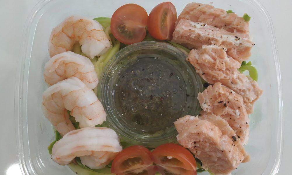 Healthy Food Menu at Omega