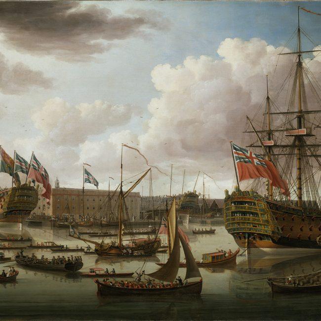 Sinking of HMS Royal George