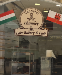 Vandaful Chimney Gibraltar
