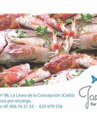Restaurante Bar Jardines, La Linea