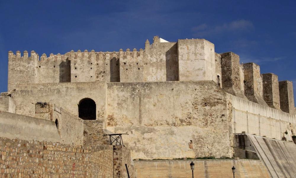Off the Beach: Tarifa Castle