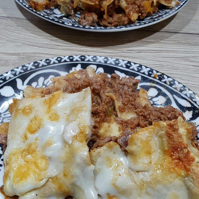 Pasticho Venezuelan Lasagne