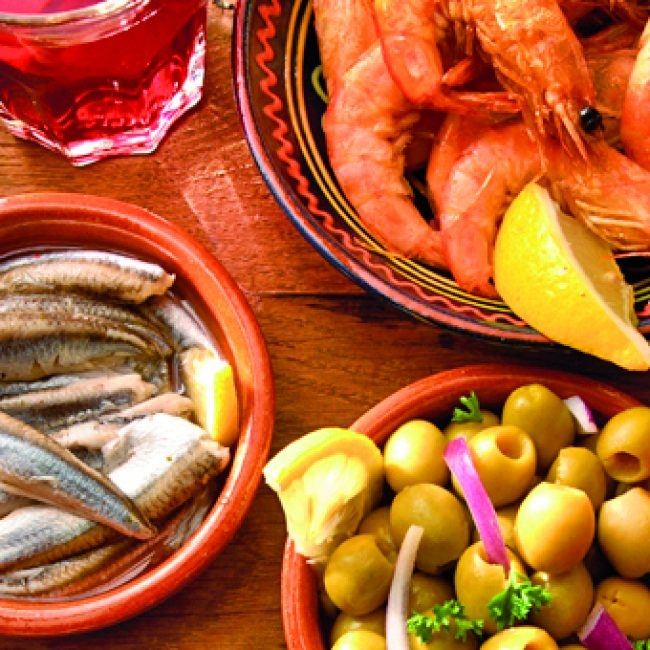 Food & Drink Tapas Translations